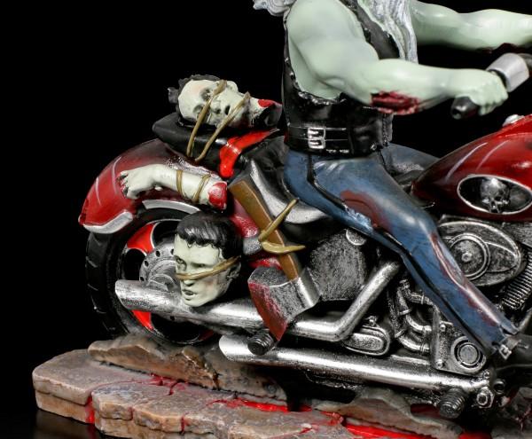 Zombie Biker Figur by James Ryman