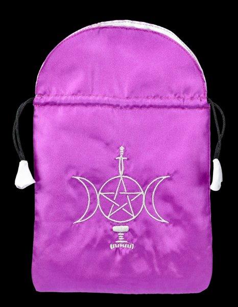 Satin Tarotbeutel - Sensual Wicca