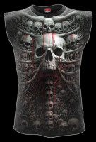 Death Ribs - Sleeveless Skull Shirt