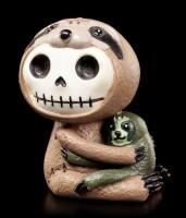 Furry Bones Figur - Faultier Sloth