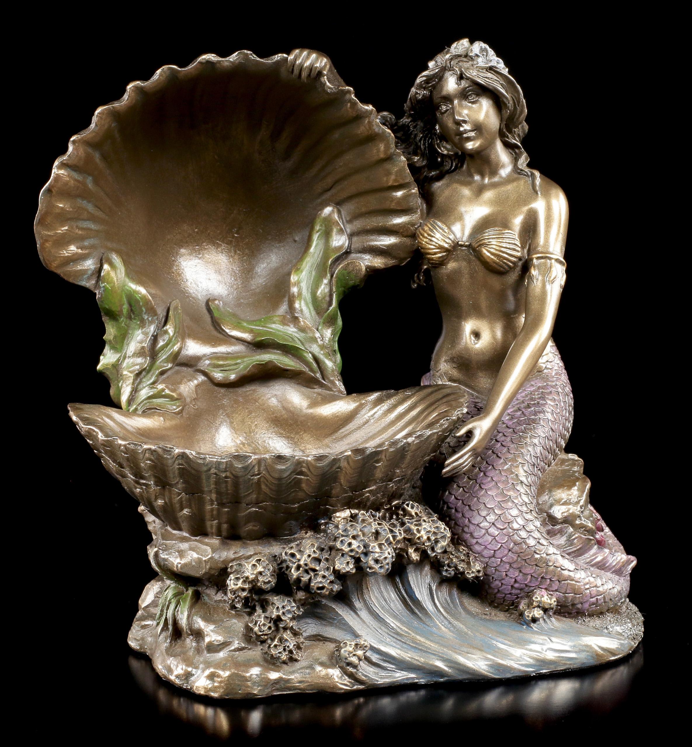 meerjungfrau und merman