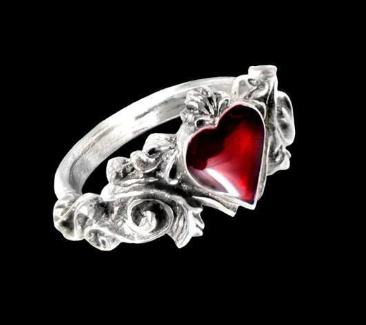 Alchemy Gothic Ring - Betrothal