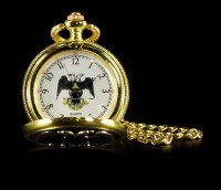 Pocket Watch - Freemasons with Eagles