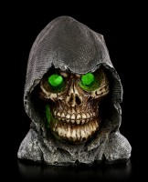 Reaper Figurine with LED - Colorful Eyes - small