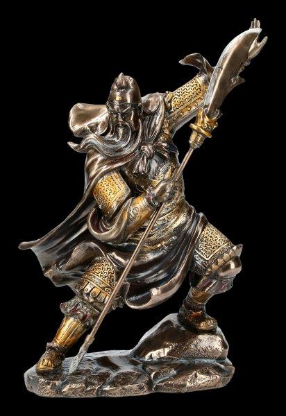 Chinesischer General - Guan Yu im Kampf