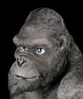 Gorilla Figurine large - Big Kong