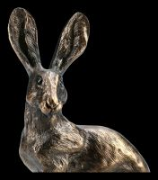 Hare Figurine - Buttercup Hare by Harriet Glen