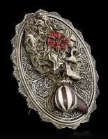 Wall Ornament - Woman Skeleton - Beautiful