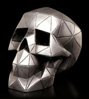 Totenkopf - Geometrisch