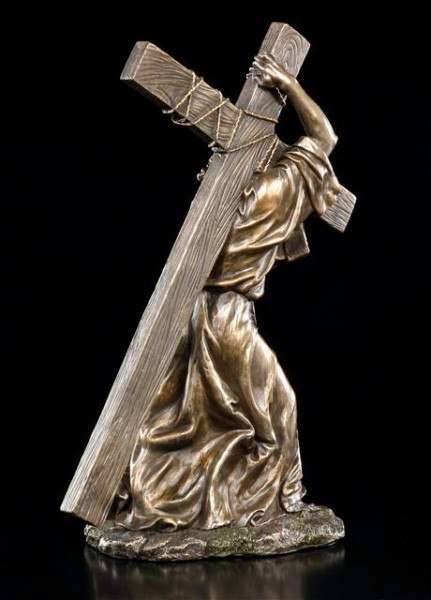Jesus Christ Figurine - Carry Cross