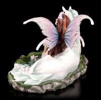 Elfen Figur - Myan mit Einhorn