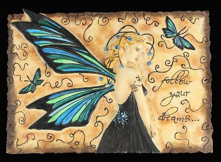 Elfen Wandrelief - Follow Your Dreams