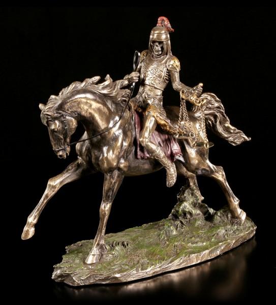 Apocalyptic Horseman Figurine - Death & Hunger