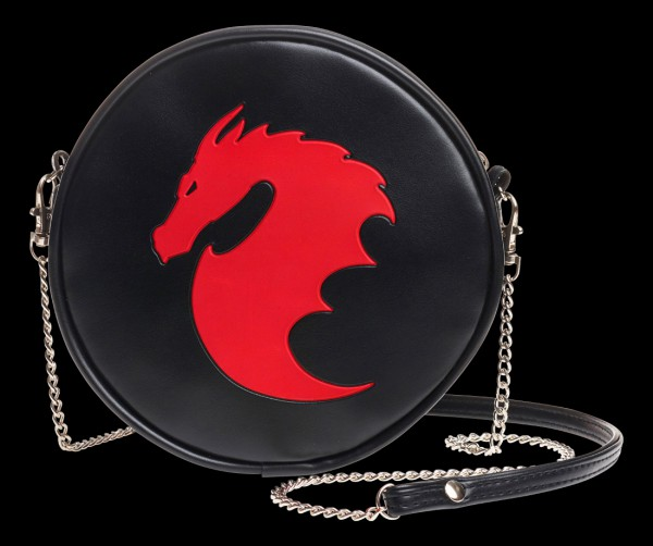 Alchemy Gothic Purse Bag - Dragon