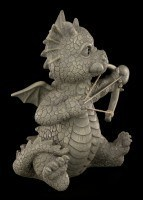 Garden Figurine - Dragon of Love - Amor
