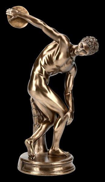 Discobolus of Myron Figurine