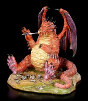 Dragon Figurine - Lunch With A Toothpick