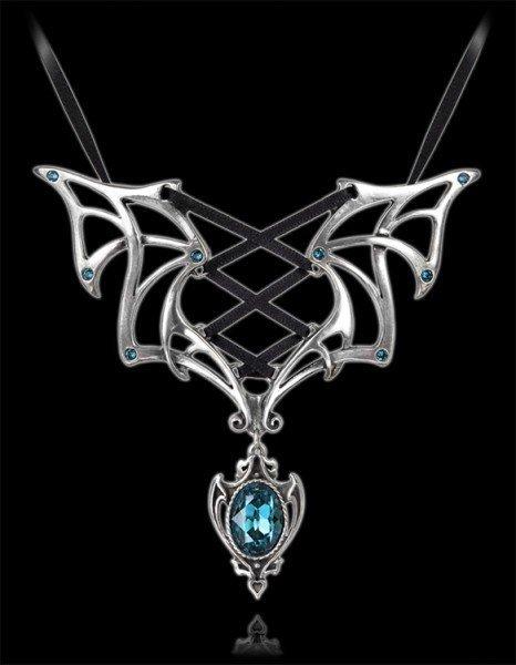 Alchemy Gothic Halskette - Vampires Corset