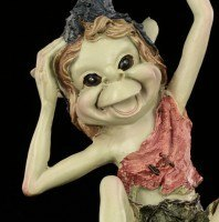 Pixie Figurine - Fun on Rope