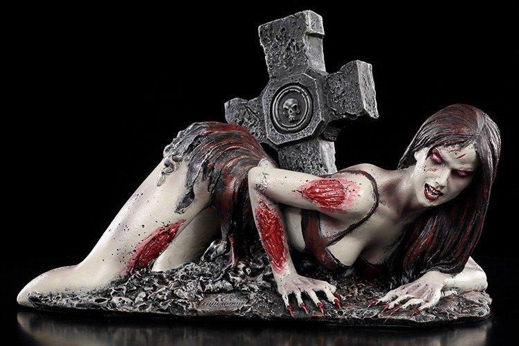 Zombie Girl by Tom Wood