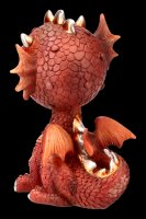 Bobble Head Figurine - Dragon Bobflame
