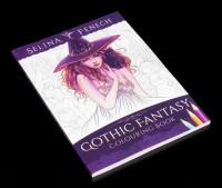 Selina Fenech Malbuch - Gothic Fantasy