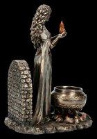 Celtic Brigid Figurine - Goddess of the Home and Stove