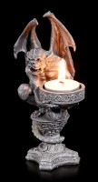 Gargoyle Teelichthalter - Licht deiner Seele