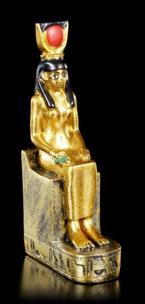 Isis Figurine - Egyptian Goddess small