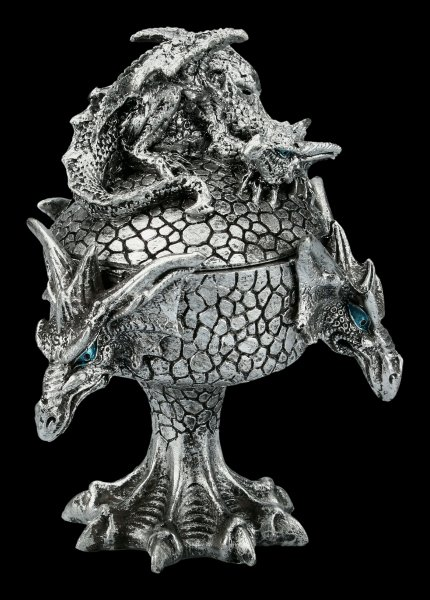 Triple Headed Dragon Box