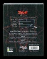 Slipknot Geldbeutel - Flaming Goat