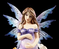 Fairy Figurine - Pregnant Cairlinn with Animals