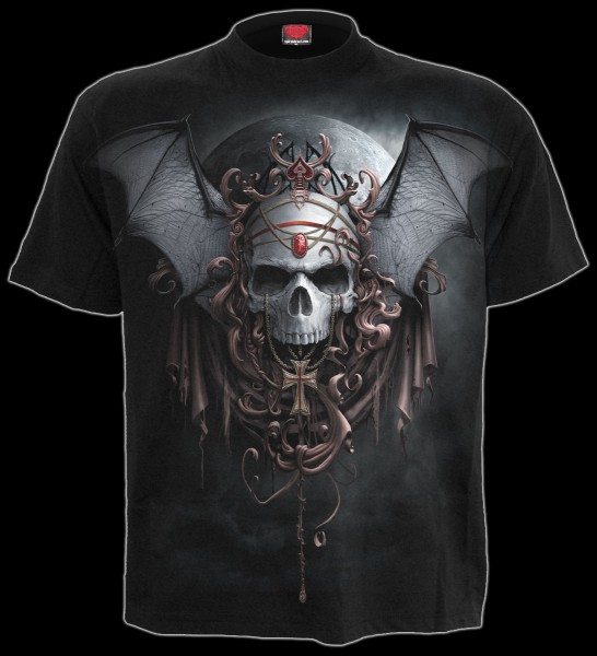 Totenkopf T-Shirt - Goth Nights
