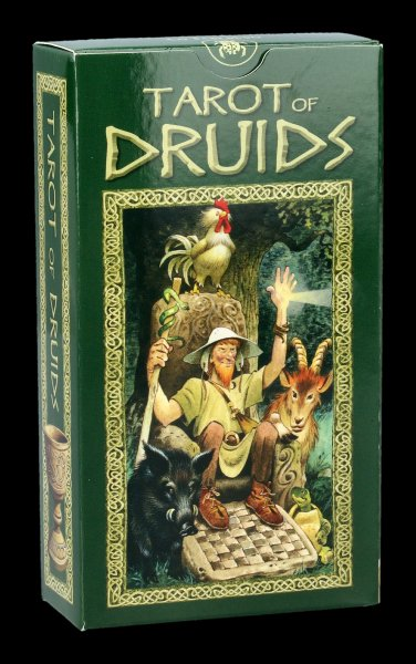 Tarot Cards - Tarot of Druids