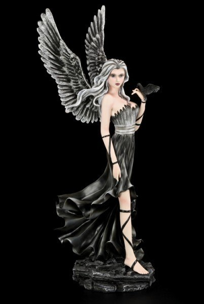 dark angel figur raben k nigin. Black Bedroom Furniture Sets. Home Design Ideas