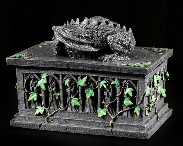 Drachen Tarotkarten Schatulle - Dragons Rest