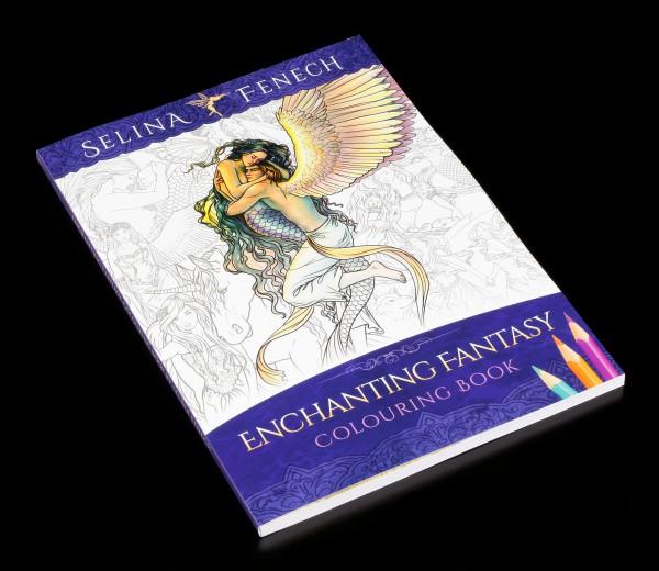 Selina Fenech Malbuch - Enchanting Fantasy