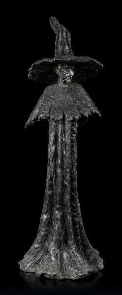 Große schwarze Hexen Figur - Talyse