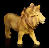 Lion Figurine - Walking