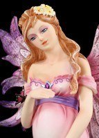 Fairy Figurine - Pregnant Fairy Elore
