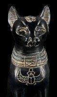 Bastet Figurine Small - Black