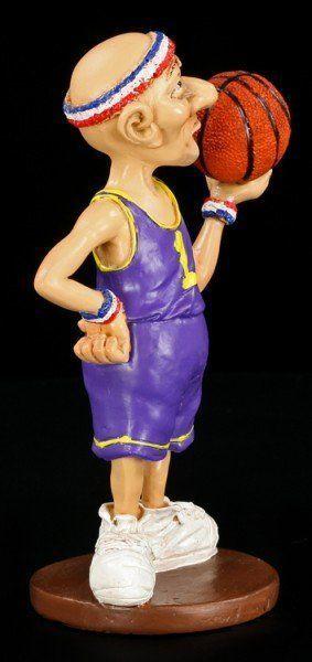 Hoopster - Funny Sports Figurine