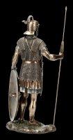 Römische Ritter Figur mit Speer