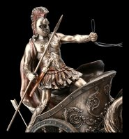 Achilles Figurine - In Chariot for Battle