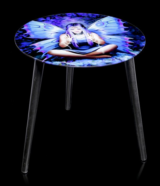 Side Table with Fairy - Spell Weaver