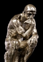 Thinker Statue by Auguste Rodin