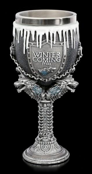 Game of Thrones Kelch - Haus Stark