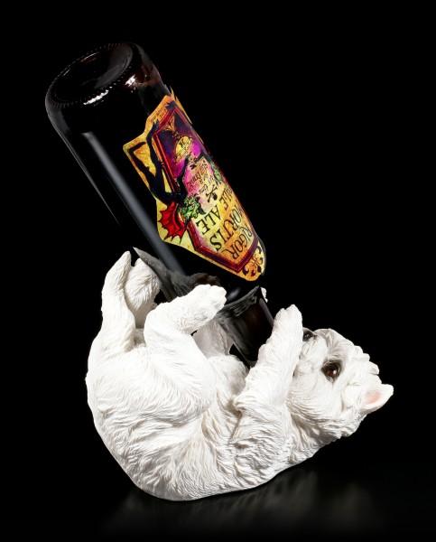 Flaschenhalter - West Highland Terrier