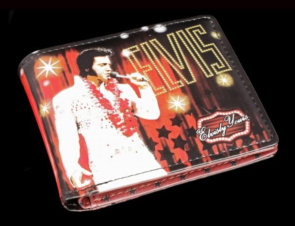 Herren Geldbörse mit Elvis Presley - Elvisly Yours
