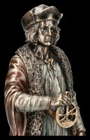 Christopher Columbus Figurine